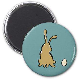 el huevo imán redondo 5 cm