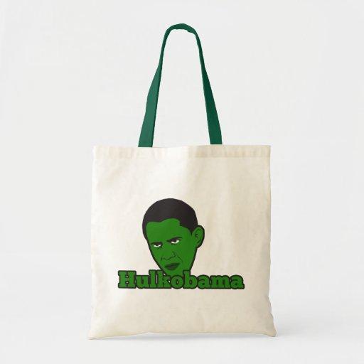 El Hulkobama enojado verde Bolsa
