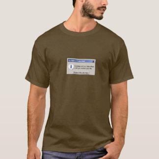 El humor del friki pone al día la camiseta