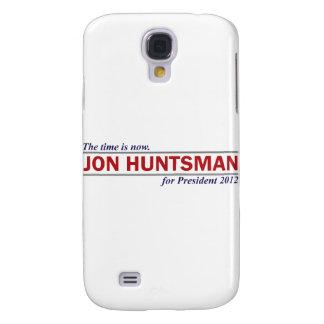 El Huntsman de Jon el tiempo ahora es el president