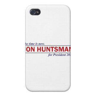 El Huntsman de Jon el tiempo ahora es el president iPhone 4/4S Carcasa