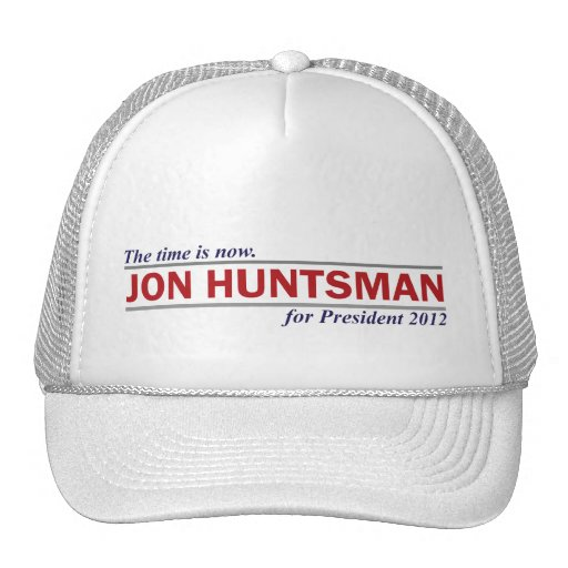 El Huntsman de Jon el tiempo ahora es el president Gorra