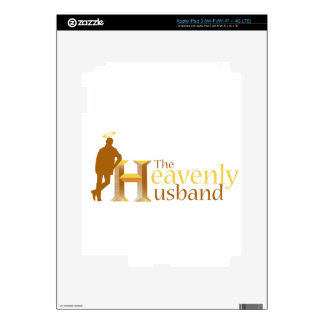 El Husband_110708.ai divino Pegatinas Skins Para iPad 3