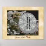 El Hydrangea florece su poster de la foto