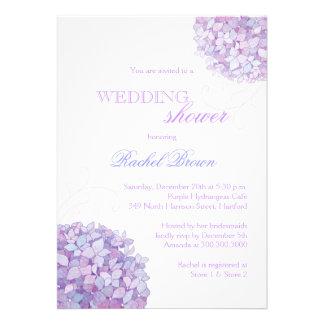 El Hydrangea meridional florece ducha del boda de