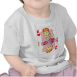 el iamking camiseta