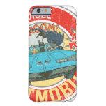 El icono increíble de Batmobile Funda De iPhone 6 Barely There