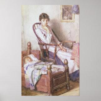 El ídolo atractivo de su soledad póster