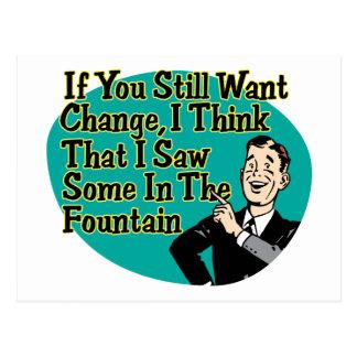 el if_you todavía quiere el cambio postal
