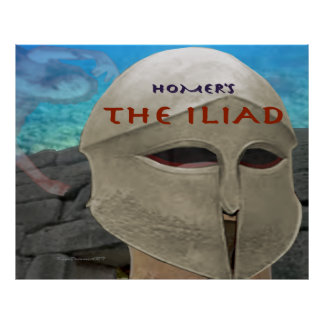 El Iliad Póster