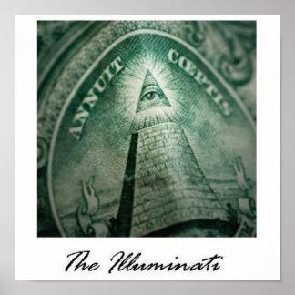 El Illuminati Póster