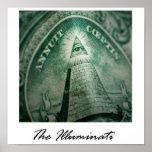 El Illuminati Posters