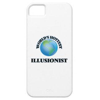El ilusionista más caliente del mundo iPhone 5 protectores