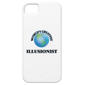 El ilusionista más grande del mundo iPhone 5 Case-Mate funda