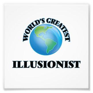 El ilusionista más grande del mundo impresiones fotográficas