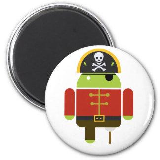 El imán androide del pirata