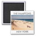 El imán de la playa de Hamptons