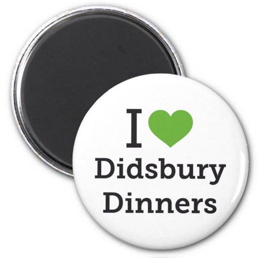 El imán de las cenas de Didsbury
