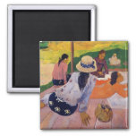 """""""El imán de Paul Gauguin de la siesta"""" -"""