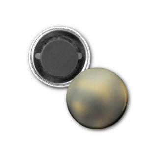 El imán de Plutón del planeta