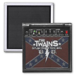 ¡El imán de TWAINS Dixie amperio!