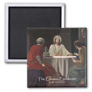 El imán del encuentro de Emmaus