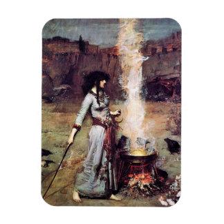 El IMÁN flexible del Pre-Raphaelite mágico del cír