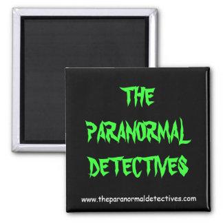 El imán paranormal de los detectives
