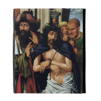 El imitar de Cristo (aceite en el panel) (véase 16