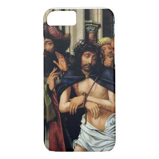 El imitar de Cristo (aceite en el panel) (véase Funda iPhone 7