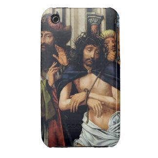 El imitar de Cristo (aceite en el panel) (véase Funda Para iPhone 3 De Case-Mate