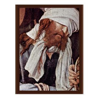 El imitar de Cristo de Grünewald Mathis Gothart (s Tarjeta Postal