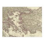 El imperio bizantino hasta el Xite Postal