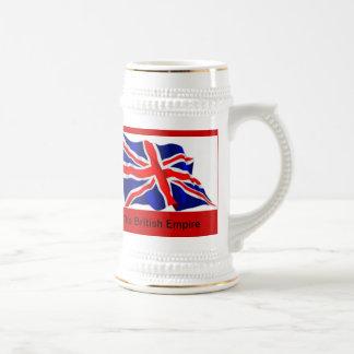 El Imperio británico Tazas