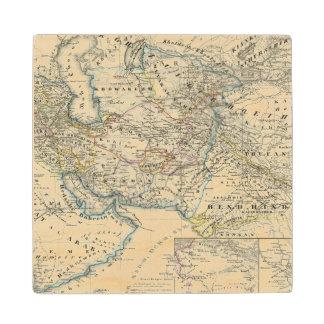 El imperio del califa en su más grande - del este