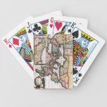 El imperio romano baraja de cartas