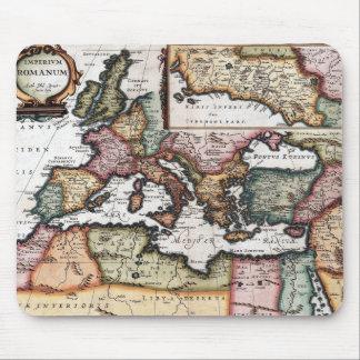 El imperio romano mouse pad