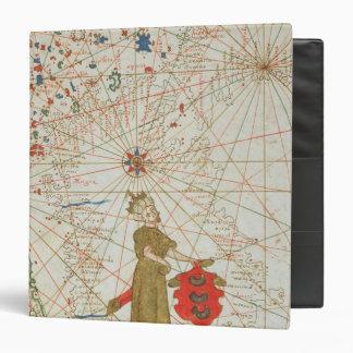 El imperio turco, de un atlas náutico, 1646