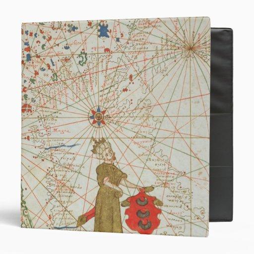 """El imperio turco, de un atlas náutico, 1646 carpeta 1 1/2"""""""