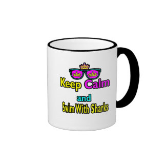 El inconformista de la parodia guarda calma y nada tazas de café