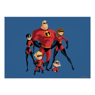 El Incredibles 2 Póster
