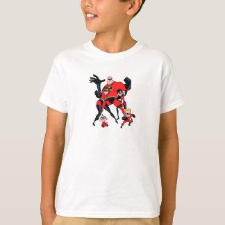El Incredibles Disney Polera