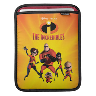El Incredibles Mangas De iPad