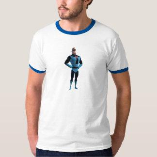 El Incredibles Mr.Incredible en Disney azul Polera