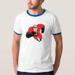 El Incredibles Mr.Incredible que vuela Disney Playera