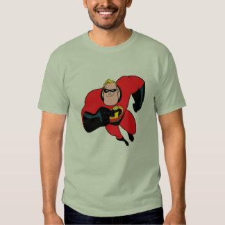 El Incredibles Mr.Incredible que vuela Disney Poleras