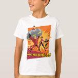 El Incredibles Playera