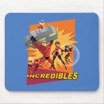 El Incredibles Tapete De Raton