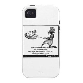 El indio inventivo iPhone 4 carcasa