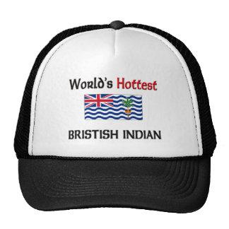 El indio más caliente de Bristish del mundo Gorras